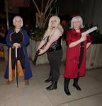 DMC - Fem!Vergil, Trish, Fem!Dante by 93FangShadow