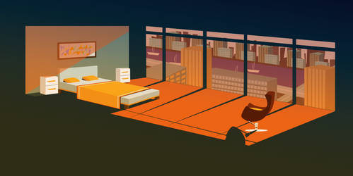 Vector room by MWP4W
