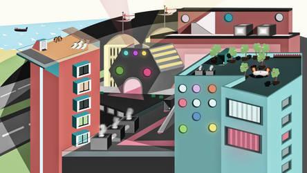 Neighbourhood by MWP4W