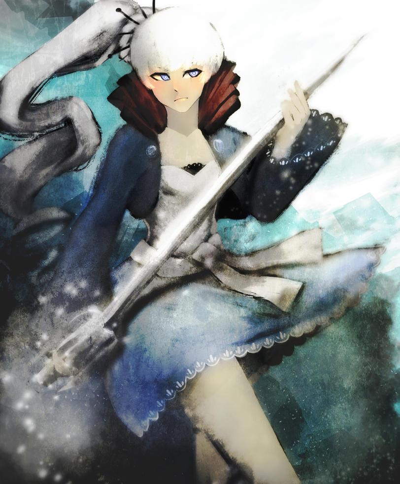Ice Queen by TheLovelessNeko