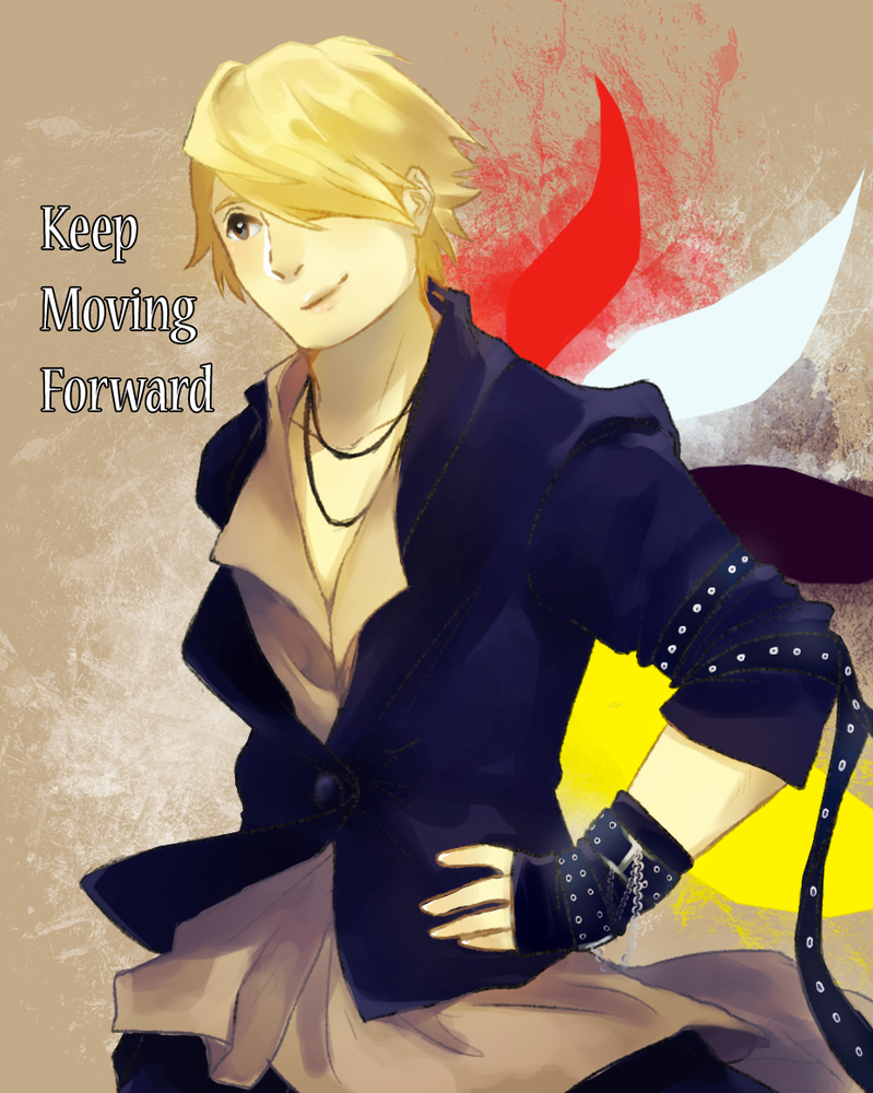 Keep Moving Forward by Lady-Was-Taken