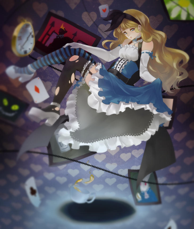 Alice by Lady-Was-Taken
