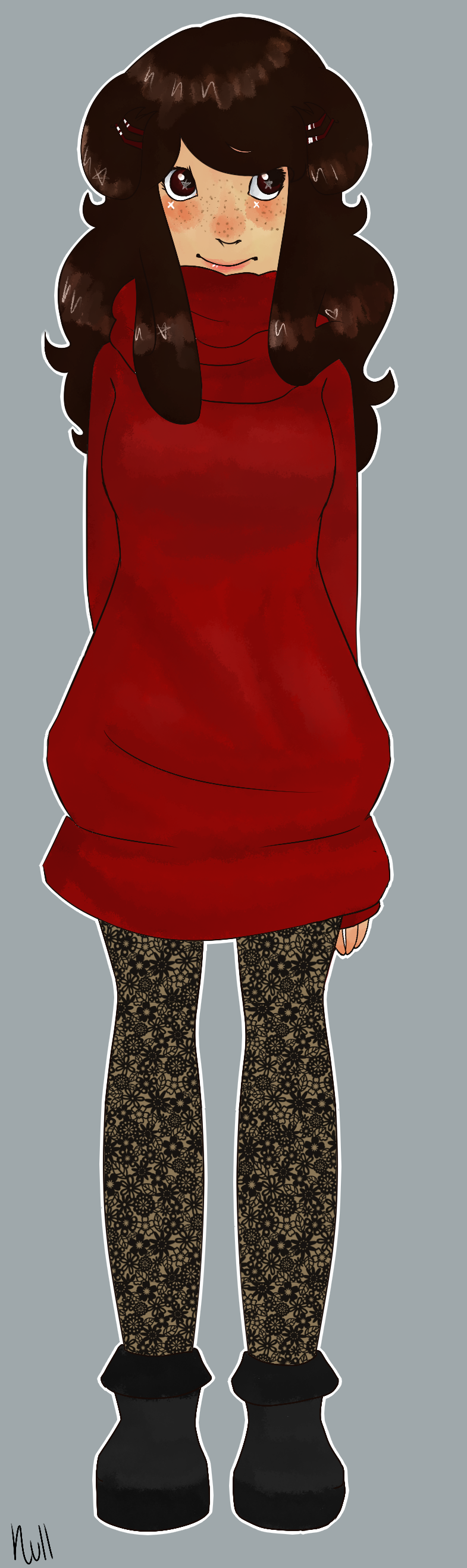 human aradia by caffeineembodied on deviantart