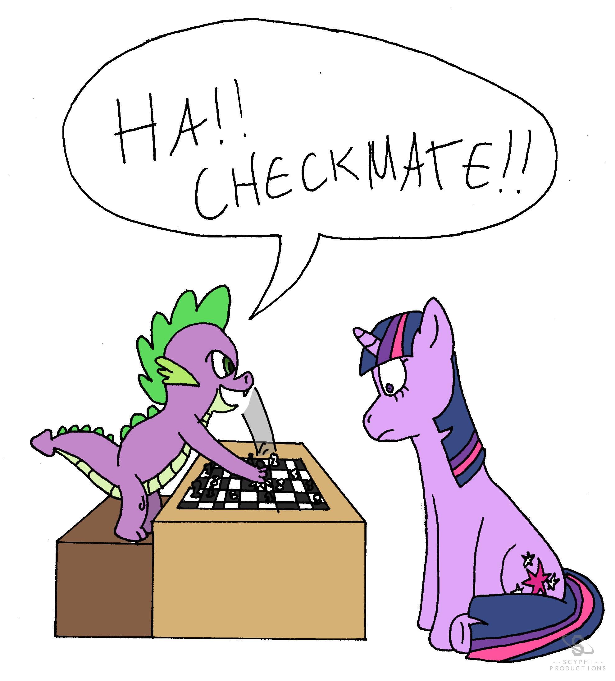 Spike Wins by Scyphi