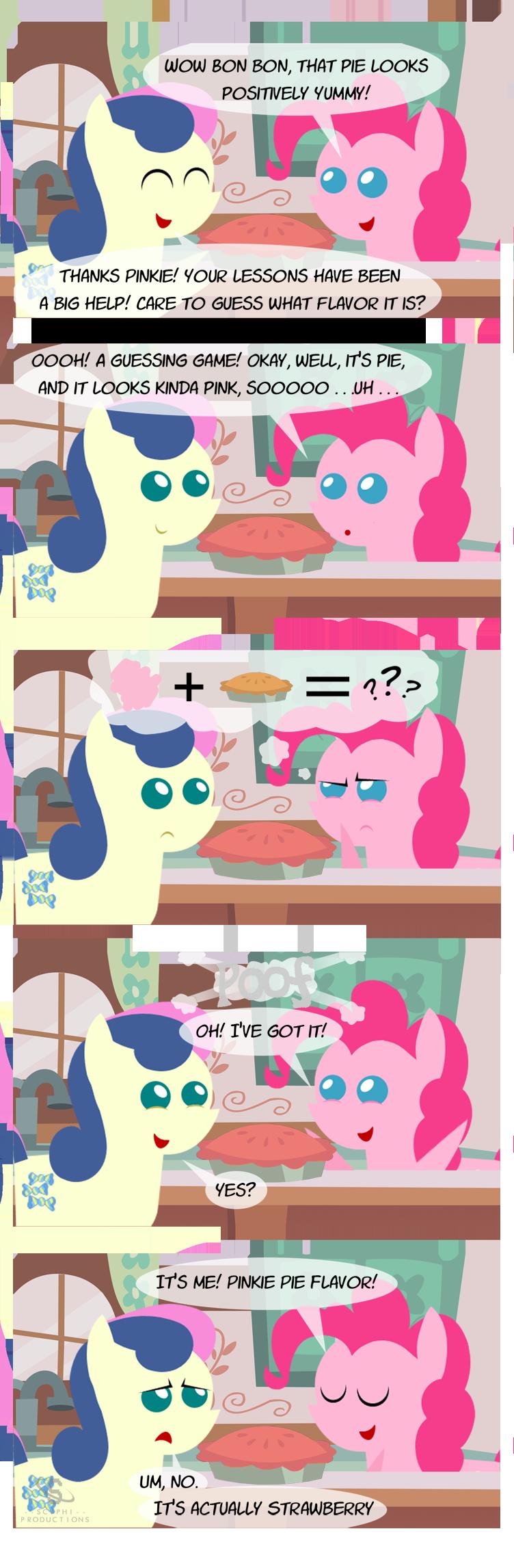 Pie's The Word