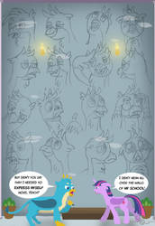 The Expressions of Gallus by Scyphi