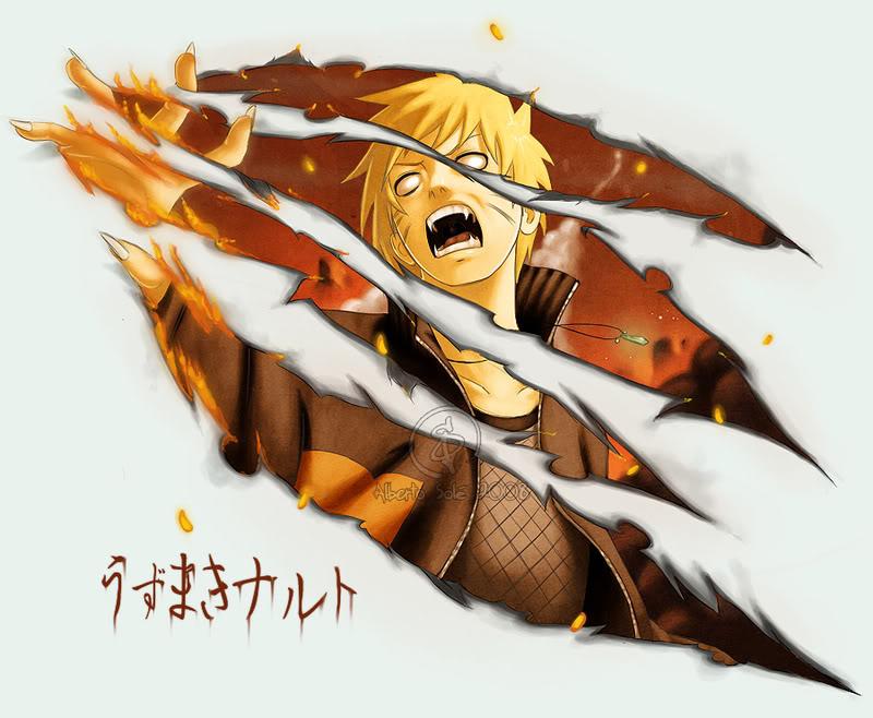 Foto Naruto Kyubi Wallpaper Syrusinfo For