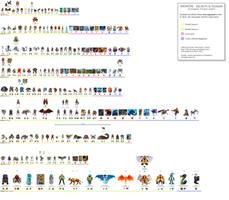 Ultimate Titans Sheet DOWNLOAD