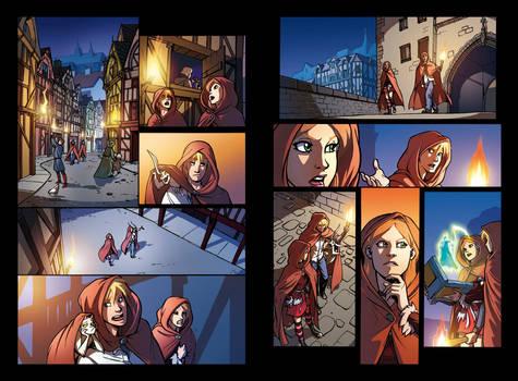 Huntik 17 pages 23-24