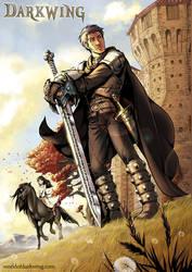 Sir Darkwing by the-silverware