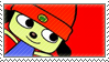 Parappa the Rappa Stamp