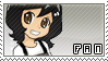 TinaChan90 Fan Stamp by AwesomeStamps