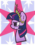 Pony Portraits: Princess Twilight Sparkle