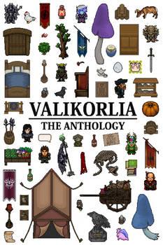 Valikorlia - The Anthology (Gumroad Download)
