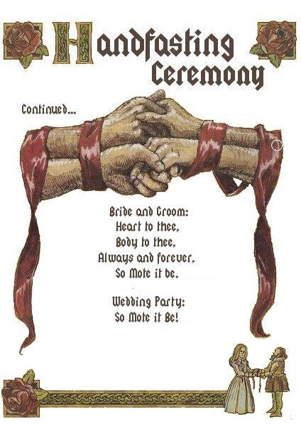 Handfasting Ceremony Page 2 By Allen92909 On Deviantart