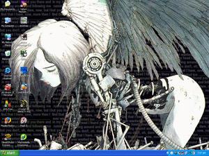 ladyrobot by zackrocha25