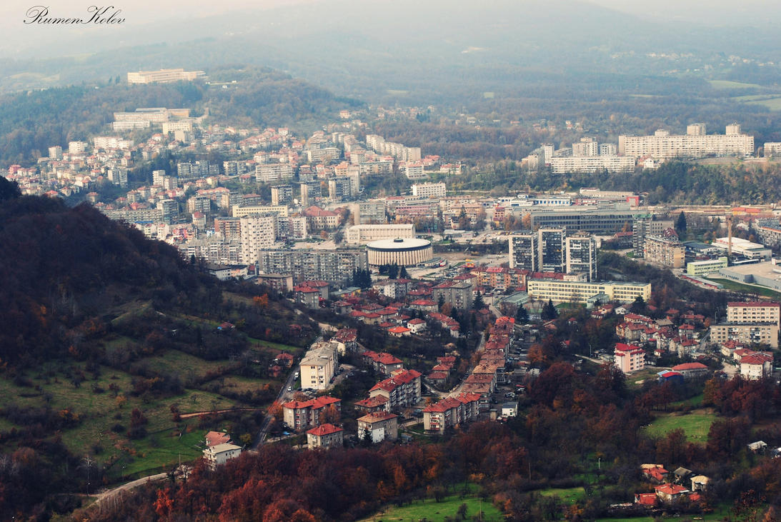 Gabrovo, Bulgaria by illusion1230