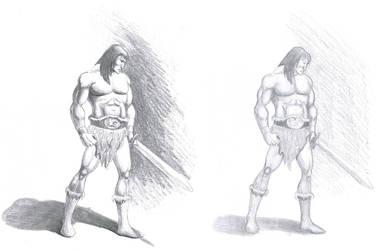 Conan The Tutorialian by emoshus