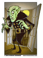 Count Orlac by SteveChanks