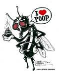 I Love Poop by SteveChanks