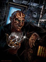 Freddy Krueger, Man o' Year by SteveChanks