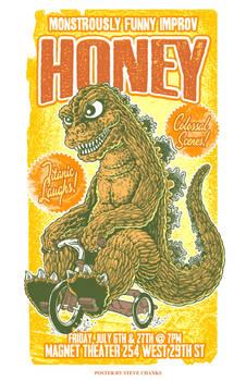 Honey, Monstrously Funny Improv