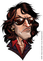 Aerosmith's Joe Perry by SteveChanks