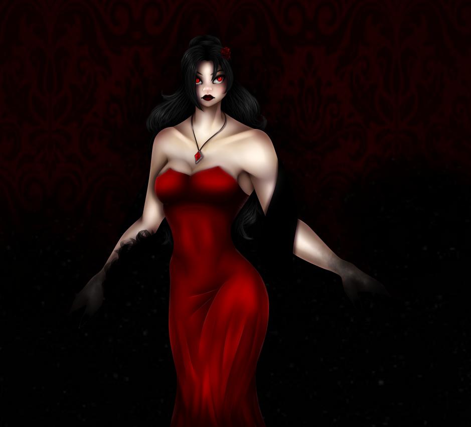 Afrodity by Knife-Girl