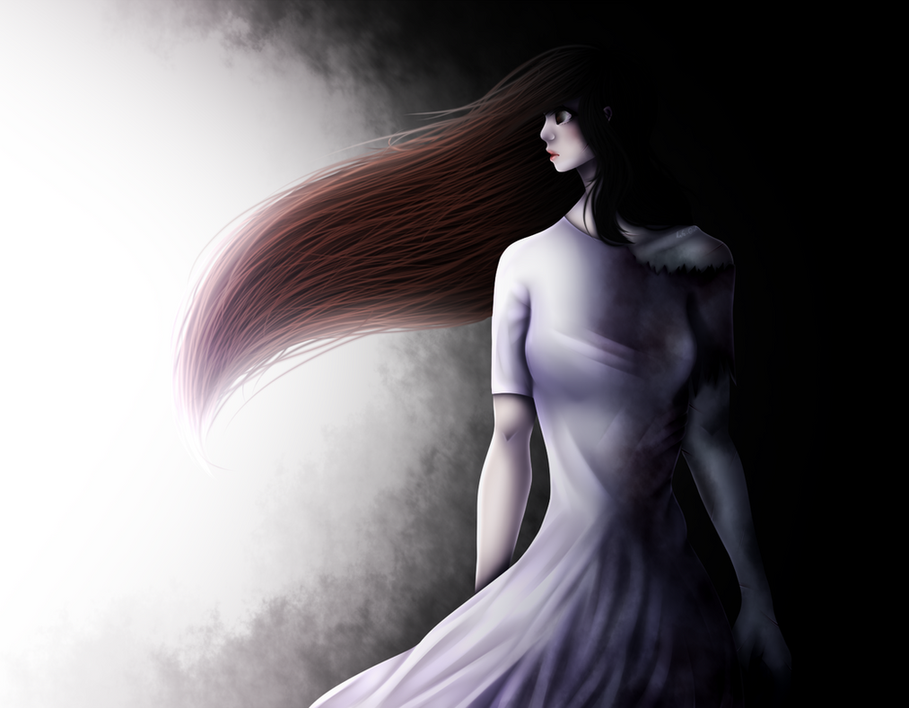 Samara Morgan by Knife-Girl