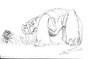 Fauna big by ARMORMAN