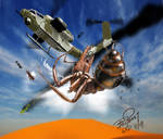 THEM attack Apache Helo