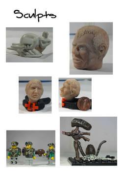 sculpts