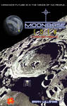 Moonbase Eden book+poster art