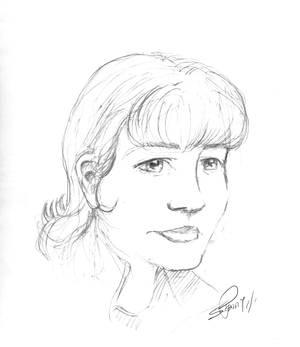 Amy fast sketch