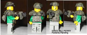 Lego Aliens Space Marine