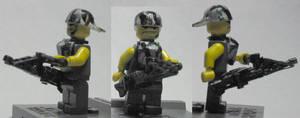 LEGO Aliens Space Marine Smart Gunner