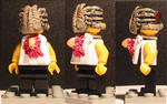 LEGO Aliens Alien Victim