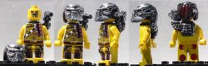 LEGO Predator Custom Minifig
