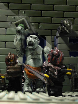 LEGO Custom Lord of the Rings Figs