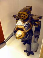 Reaver Carapace Upper body painted LT by ARMORMAN