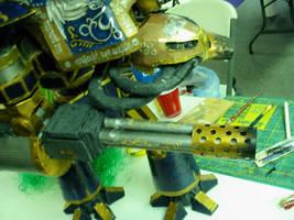 Mega Cannon by ARMORMAN