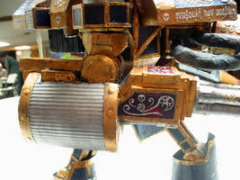 mega Cannon body by ARMORMAN
