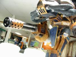 mega Cannon barrel by ARMORMAN