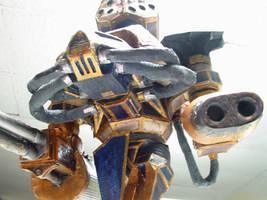 blastgun muzzle by ARMORMAN