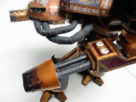blastgun barrel detail by ARMORMAN