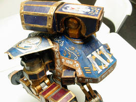 Lt carapace detail aft by ARMORMAN