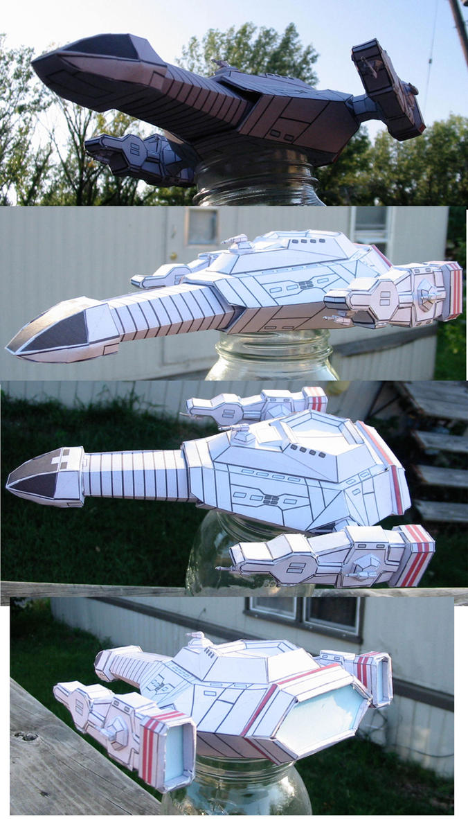 Starchaser Build by ARMORMAN