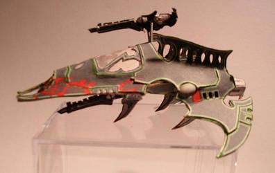 Dark Eldar Venom Side View