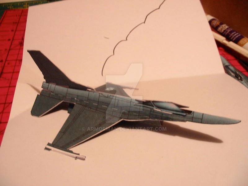 Jet side by ARMORMAN