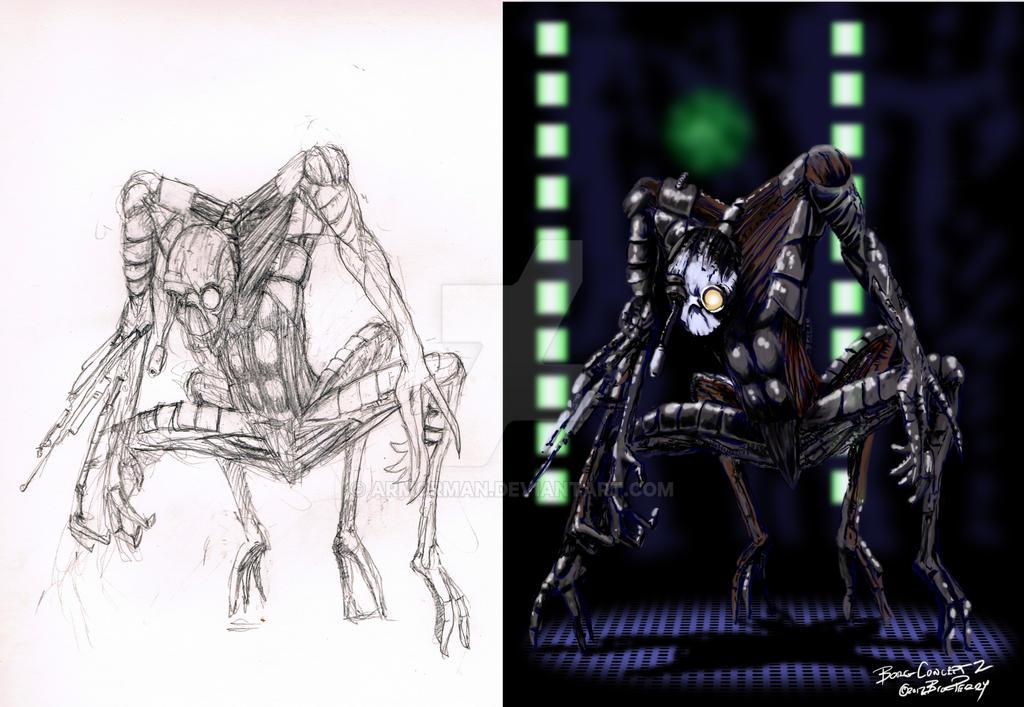 Borg Concept 2 by ARMORMAN